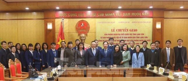 Bổ nhiệm lãnh đạo Văn phòng đoàn đại biểu quốc hội và HĐND tỉnh Lạng Sơn ảnh 2