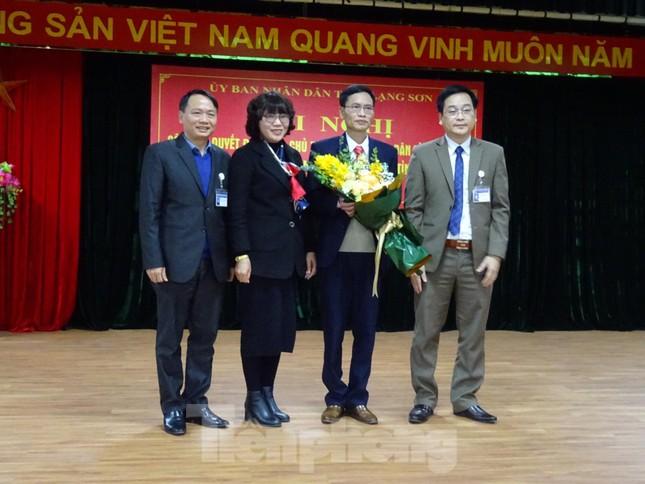 Bổ nhiệm Phó giám đốc Sở Tài chính, Giao thông vận tải Lạng Sơn ảnh 2