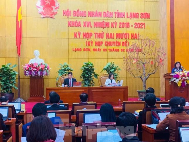 Kiện toàn chức danh chủ chốt tỉnh Lạng Sơn ảnh 1