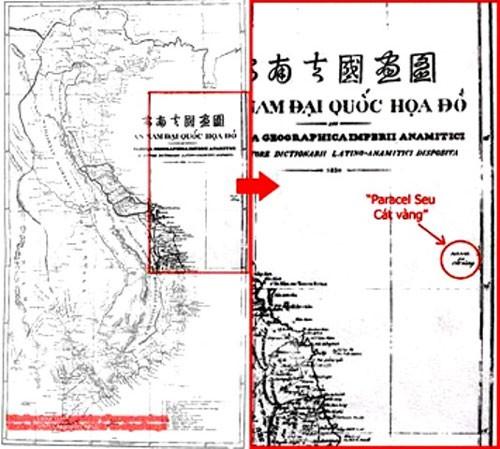 Quốc tế công nhận Hoàng Sa, Trường Sa là của Việt Nam ảnh 1