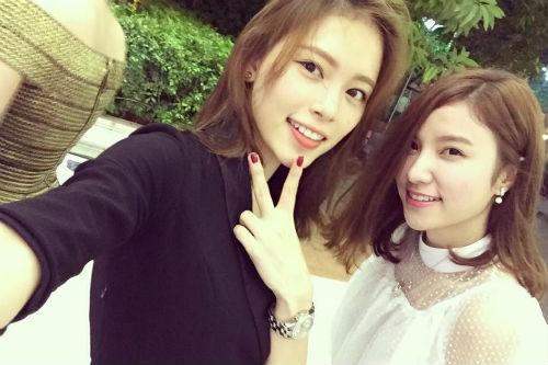 Hot girl Hà thành xinh tươi dự đầy tháng con trai Tuấn Hưng - Ảnh 5