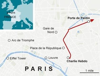 Nghi can 18 tuổi vụ thảm sát tòa soạn Pháp đầu hàng ảnh 23