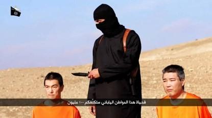IS đã sát hại cả 2 con tin người Nhật bị chúng bắt cóc