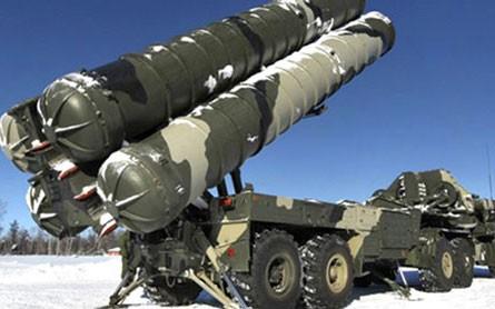 Tên lửa S-300. Ảnh: Bộ Quốc phòng Nga