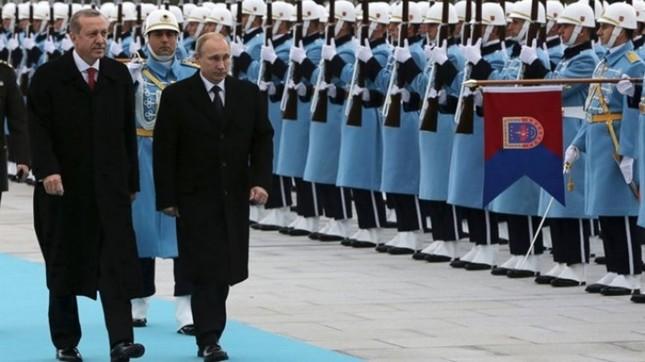 Vì sao Nga, Mỹ luôn muốn 've vãn' Thổ Nhĩ Kỳ? ảnh 1