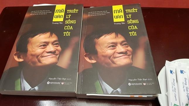 Tỷ phú Jack Ma chúc giới trẻ Việt Nam luôn tiến về phía trước ảnh 18