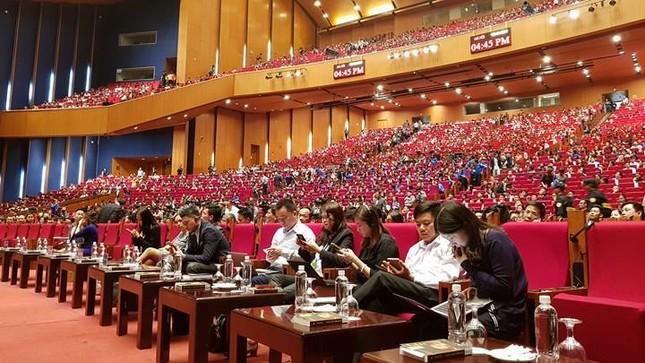 Tỷ phú Jack Ma chúc giới trẻ Việt Nam luôn tiến về phía trước ảnh 17