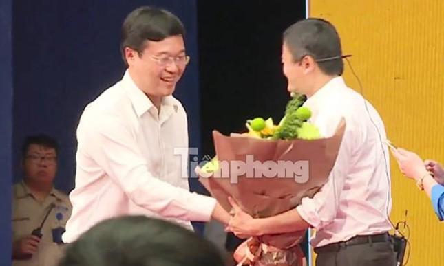 Tỷ phú Jack Ma chúc giới trẻ Việt Nam luôn tiến về phía trước ảnh 29