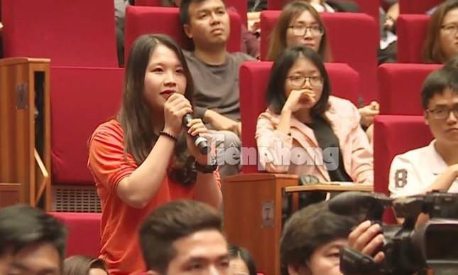 Tỷ phú Jack Ma chúc giới trẻ Việt Nam luôn tiến về phía trước ảnh 27