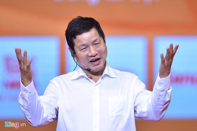 Tỷ phú Jack Ma chúc giới trẻ Việt Nam luôn tiến về phía trước ảnh 19