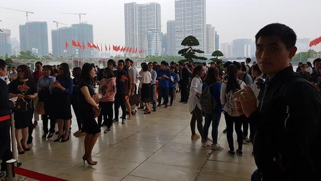 Tỷ phú Jack Ma chúc giới trẻ Việt Nam luôn tiến về phía trước ảnh 2