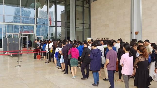 Tỷ phú Jack Ma chúc giới trẻ Việt Nam luôn tiến về phía trước ảnh 5
