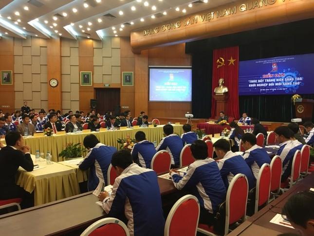 Ngày đầu tiên Đại hội Đoàn toàn quốc lần thứ XI ảnh 53
