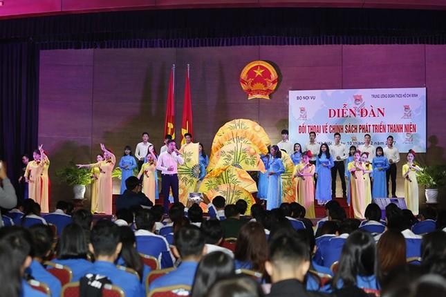 Ngày đầu tiên Đại hội Đoàn toàn quốc lần thứ XI ảnh 55