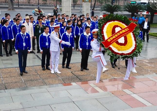Ngày đầu tiên Đại hội Đoàn toàn quốc lần thứ XI ảnh 1