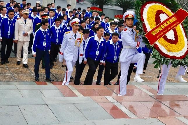 Ngày đầu tiên Đại hội Đoàn toàn quốc lần thứ XI ảnh 2