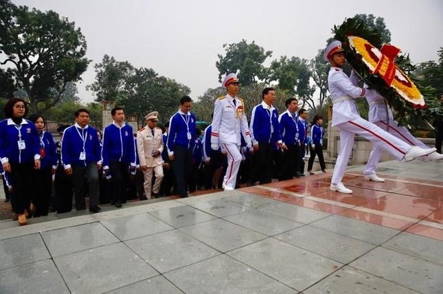 Ngày đầu tiên Đại hội Đoàn toàn quốc lần thứ XI ảnh 3