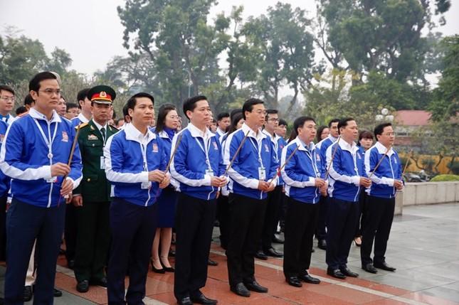 Ngày đầu tiên Đại hội Đoàn toàn quốc lần thứ XI ảnh 4