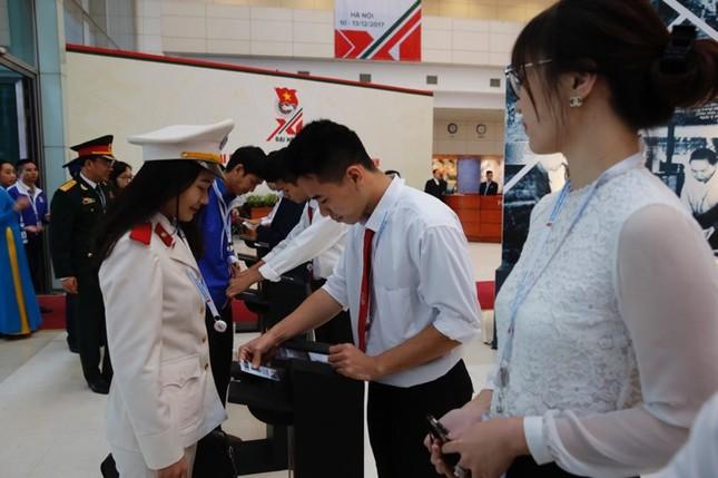 Ngày đầu tiên Đại hội Đoàn toàn quốc lần thứ XI ảnh 30