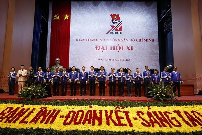 Ngày đầu tiên Đại hội Đoàn toàn quốc lần thứ XI ảnh 36