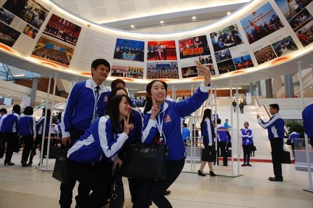 Ngày đầu tiên Đại hội Đoàn toàn quốc lần thứ XI ảnh 25