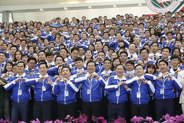 Ngày đầu tiên Đại hội Đoàn toàn quốc lần thứ XI ảnh 39