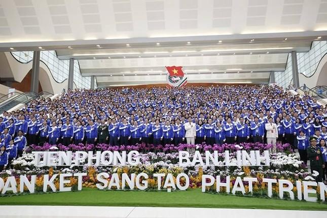 Ngày đầu tiên Đại hội Đoàn toàn quốc lần thứ XI ảnh 38