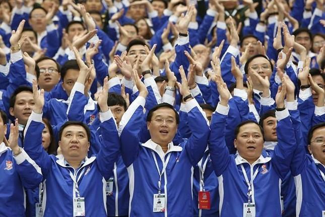 Ngày đầu tiên Đại hội Đoàn toàn quốc lần thứ XI ảnh 40