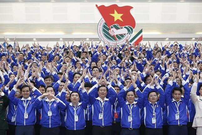 Ngày đầu tiên Đại hội Đoàn toàn quốc lần thứ XI ảnh 41
