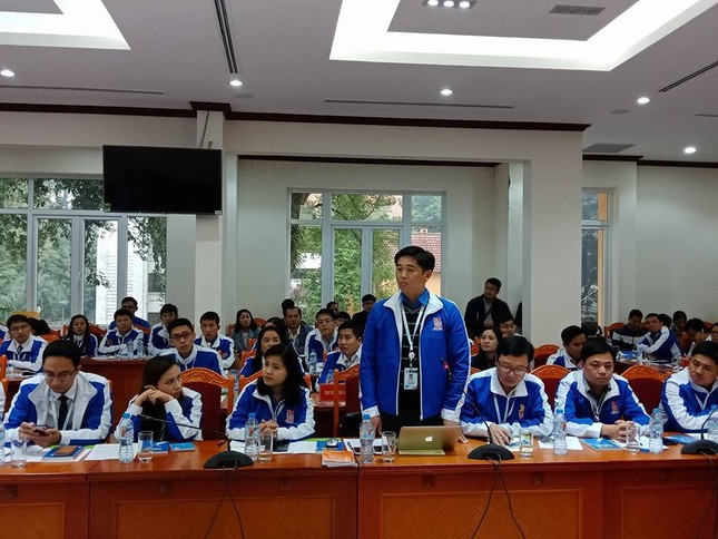 Ngày đầu tiên Đại hội Đoàn toàn quốc lần thứ XI ảnh 47