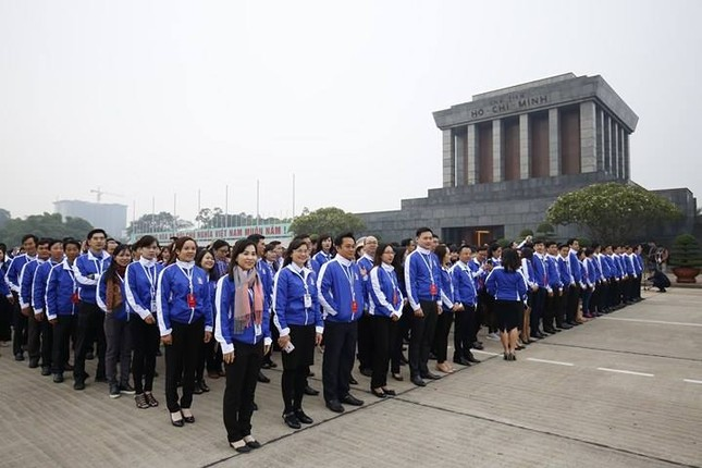 Ngày đầu tiên Đại hội Đoàn toàn quốc lần thứ XI ảnh 6