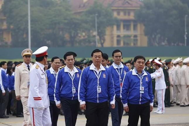 Ngày đầu tiên Đại hội Đoàn toàn quốc lần thứ XI ảnh 9
