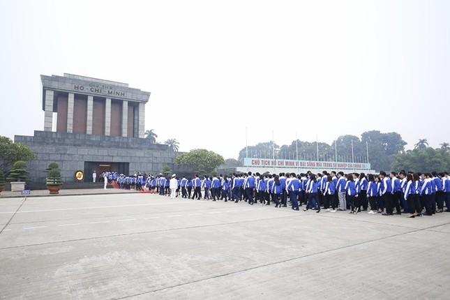 Ngày đầu tiên Đại hội Đoàn toàn quốc lần thứ XI ảnh 7