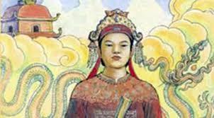 Nguyên Phi Y Lan đã từng khuyên vua Lý Thánh Tông về kế trị nước, an dân như nào?