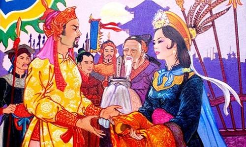 Vua Lê Đại Hành có mấy vợ?