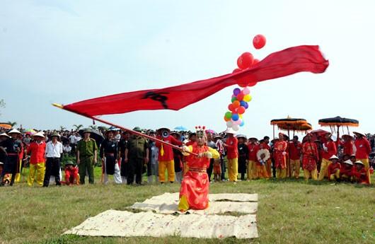 Hội Gióng ở đền Phù Đổng được Unesco công nhận là Di sản văn hóa phi vật thể năm nào?