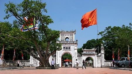 Hai địa danh nào của tỉnh Nam Định từng được in trên đống tiền của Ngân hàng Nhà nước Việt Nam?