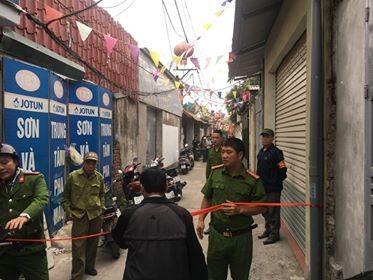 Ngôi nhà trong ngõ ở Hà Nội cháy lớn, 3 bà cháu tử vong ảnh 3