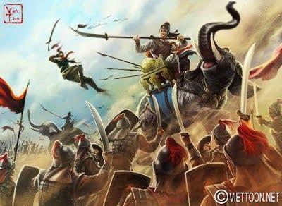Danh tướng tuổi Tý nào giúp Lê Lợi chiến thắng giặc Minh.