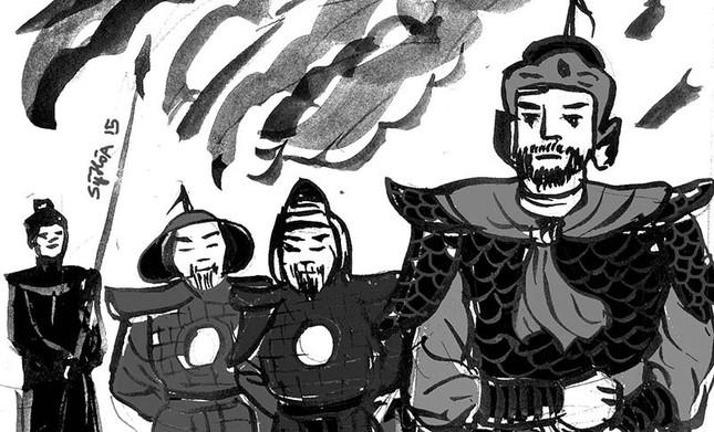 Khi vua Lê Nhân Tông bị người anh cùng cha khác mẹ là Lê Nghi Dân sát hại, Nguyễn Xí đã làm gì?