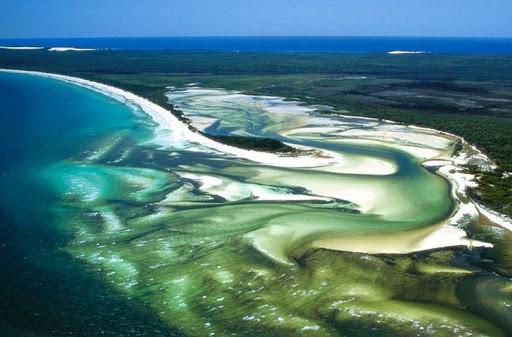 Bãi biển dài nhất hành tinh nằm ở đâu, sao chẳng ai dám đến tắm? ảnh 2