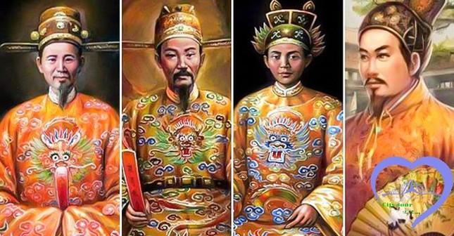 Vua nào ở ngôi lâu nhất dưới triều Nguyễn?