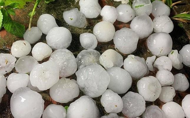 1001 thắc mắc: Vì sao có mưa đá, cách phòng tránh thế nào? ảnh 1