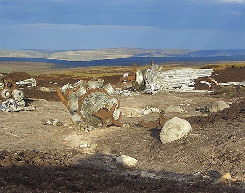 1001 thắc mắc: Thung lũng chết Siberia rộng thế nào? ảnh 1