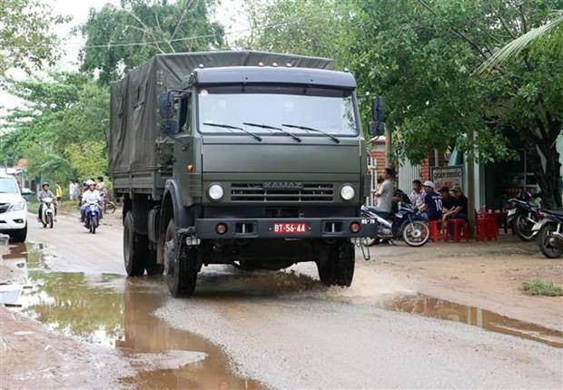 Tìm thấy thi thể Thiếu tướng Nguyễn Văn Man, Phó Tư lệnh Quân khu 4 ảnh 8