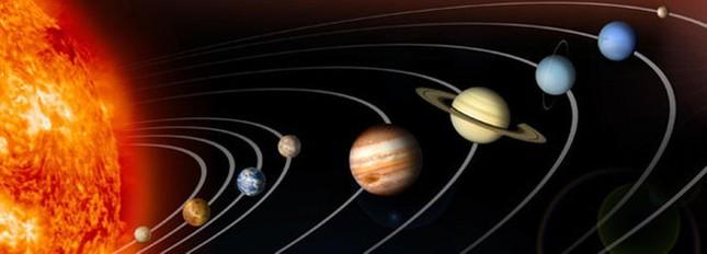 1001 thắc mắc: Vì sao các hành tinh trong vũ trụ không lao vào nhau? ảnh 1