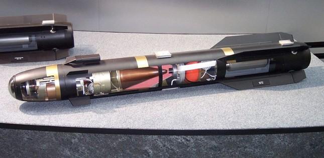 1001 thắc mắc: Tên lửa nào mang 6 lưỡi kiếm chuyên dùng để ám sát? ảnh 8