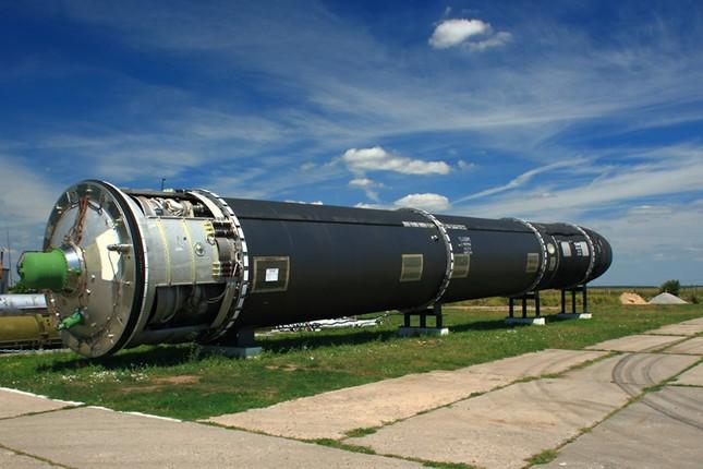 1001 thắc mắc: Tên lửa nào mang 6 lưỡi kiếm chuyên dùng để ám sát? ảnh 9