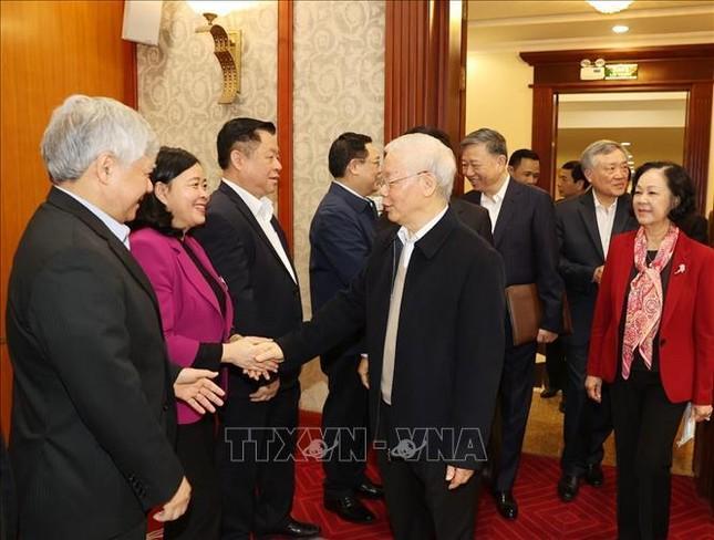 Tổng Bí thư, Chủ tịch nước chủ trì phiên họp đầu tiên của Bộ Chính trị, Ban Bí thư khóa XIII ảnh 3