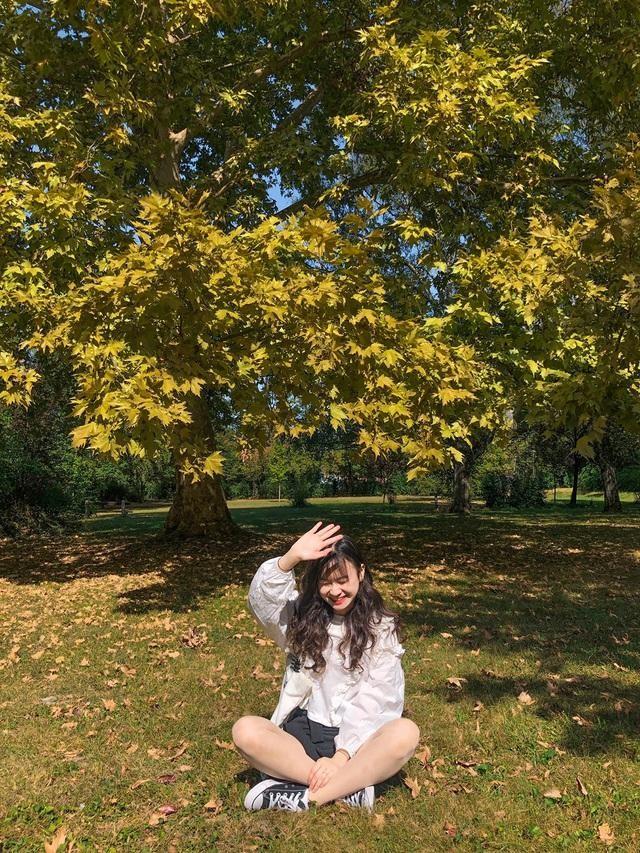 Nữ sinh Lạng Sơn 'đẹp không tì vết' đăng quang Hoa khôi du học sinh Việt tại Hungary ảnh 4